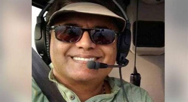 Khabar Odisha:Baijayanta-Panda-notice-Chilika-Helicopter-land-row