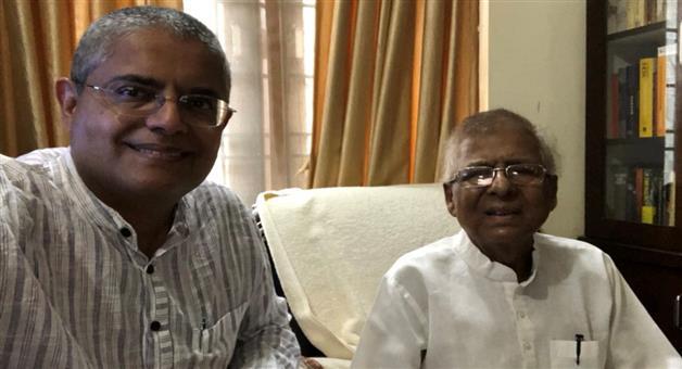 Khabar Odisha:Baijayanta-Panda-tweet-About-Meet
