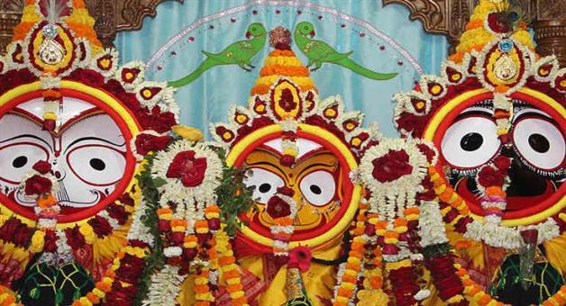 Khabar Odisha:Banakalagi-in-adapa-mandap