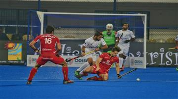 Khabar Odisha:Belgium-baet-Pakistan-5-0-goals-and-entered-to-quaterfinal