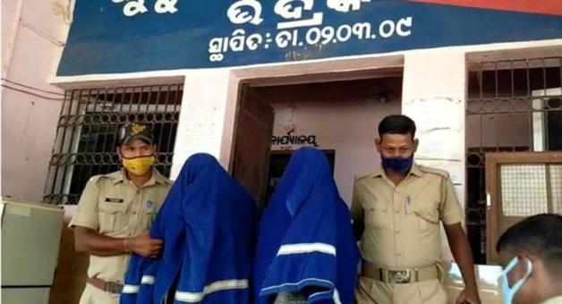Khabar Odisha:Bhadrak-has-become-a-haven-for-brown-sugar-traders-and-2-brown-sugar-shippers-have-been-arrested
