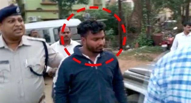 Khabar Odisha:Bhubaneswar-Infocity-girsl-student-firing-case