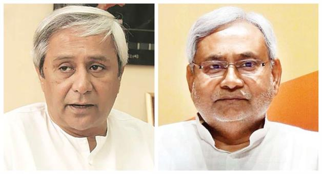 Khabar Odisha:Bihar-CM-Nitish-Kumar-speaks-to-Odisha-CM-Naveen-Patnaik-over-phone