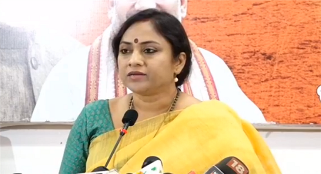 Khabar Odisha:Bjp-Targets-Bjd-on-Farmers-Issue