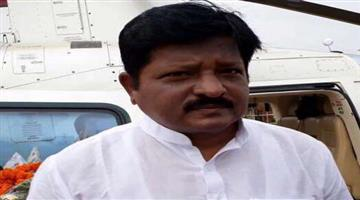 Khabar Odisha:Black-flag-to-Health-Minister-Pratap-Jena