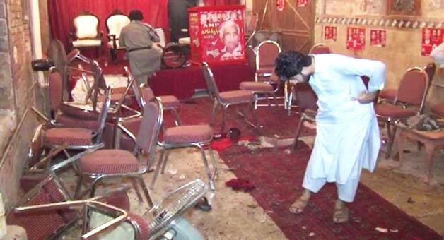 Khabar Odisha:Bomb-blast-in-Pakistan-kills-12