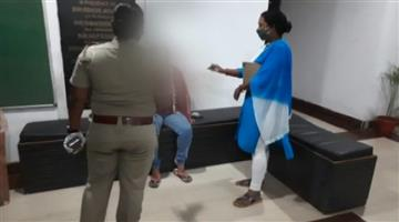Khabar Odisha:Boudha-deputy-collector-Sarat-Bagh-arrested-in-connection-with-a-domestic-violence-case