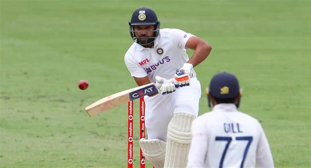 Khabar Odisha:Brisbane-Test-By-the-end-of-the-second-days-play-India-were-622