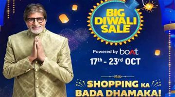 Khabar Odisha:Business-Flipkart-Big-Diwali-Sale-begins-on-October-17-discount-on-smartphones-and-more