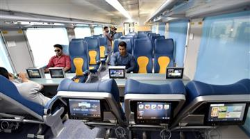 Khabar Odisha:Business-Nation-first-private-operated-train-Tejas-express-fare-structure-and-fare-price
