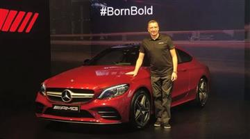 Khabar Odisha:Business-car-Mercedes-Benz-launched-AMG-C-43-cost-Rs-75-lakhs