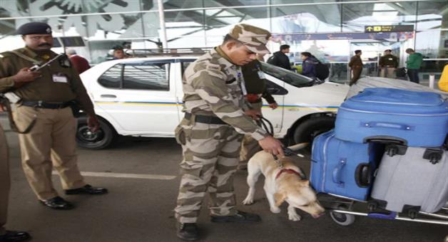 Khabar Odisha:cisf-annual-audit-report-revealing-34-airports-which-are-vulnerable-lack-cctv-security