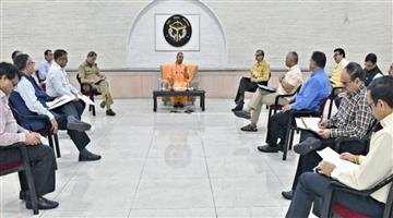 Khabar Odisha:CM-Yogi-Adityanath-Meeting-With-Film-Industry-Representatives-Today