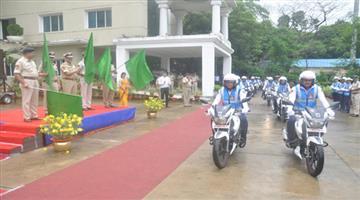 Khabar Odisha:CP-inaugurates-new-traffic-web-portal