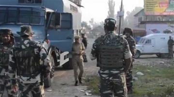 Khabar Odisha:CRPF-camp-attacked-in-Jammu-and-Kashmirs-Pulwama-2-soldiers-injured