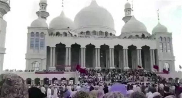 Khabar Odisha:Chaina-not-able-to-demolish-masjid
