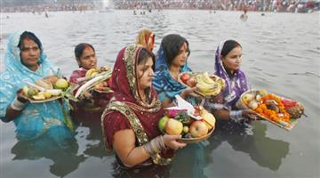 Khabar Odisha:Chhath-pooja-starts-from-today