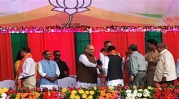 Khabar Odisha:Chhattisgarh-17-former-officers-join-in-BJP
