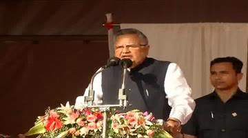 Khabar Odisha:Chhattisgarh-CM-assured-that-by-2022-all-family-to-be-electricity
