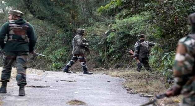 Khabar Odisha:Clashes-between-Javan-and-Naxals-on-Jharkhand-border-3-Naxals-killed
