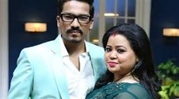Khabar Odisha:Comedian-Bharti-Singh-And-Haarsh-Limbachiyaa-Diagnosed-With-Dengue
