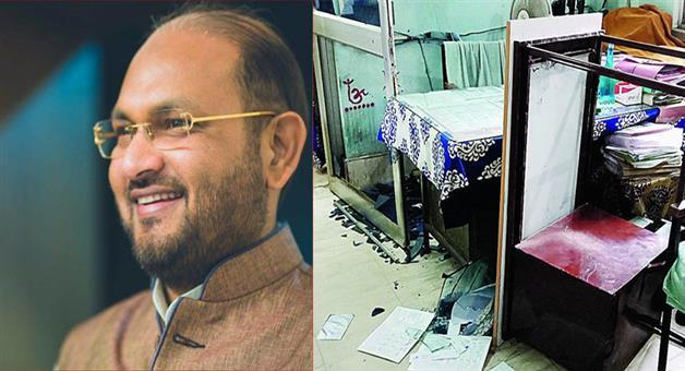 Khabar Odisha:Congress-Cuttack-district-president-Mohammed-Moquim-arrested
