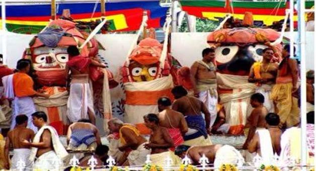 Khabar Odisha:Corona-test-for-garabadu-sevayat-before-snan-purnima