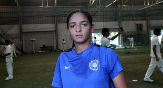 Khabar Odisha:Cricketer-Harmanpreet-Kaur-from-DSP-to-constable-over-fake-degree