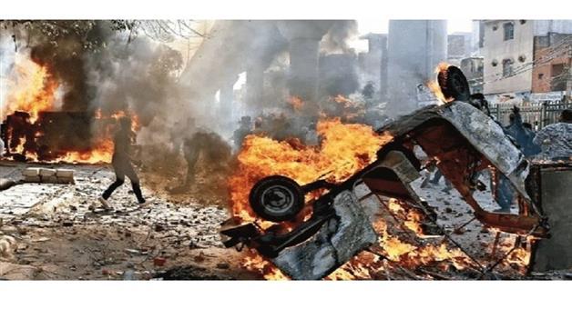 Khabar Odisha:Crime-Delhi-riots-conspiracy-case-Jamia-university-student-Asif-Tanha-arrested
