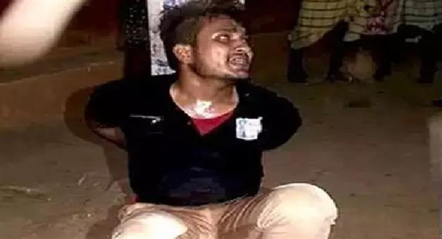 Khabar Odisha:Crime-Eleven-arrested-and-two-policemen-suspended-in-Jharkhand-mob-lynching-case