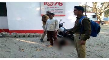 Khabar Odisha:Crime-Murder-killed-father-18-year-old-daughter-cut-throat-police-arrest-Hardoi-in-Uttar-Pradesh