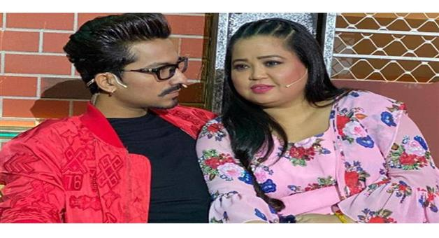 Khabar Odisha:Crime-Nation-actress-Bharti-Singh-husband-Harsh-has-also-been-arrested-in-Drugs-case