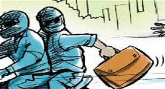Khabar Odisha:Crime-Odisha-6lack-Loot-From-a-businessman