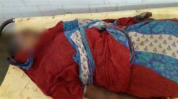 Khabar Odisha:Crime-Odisha-A-son-killed-his-mother