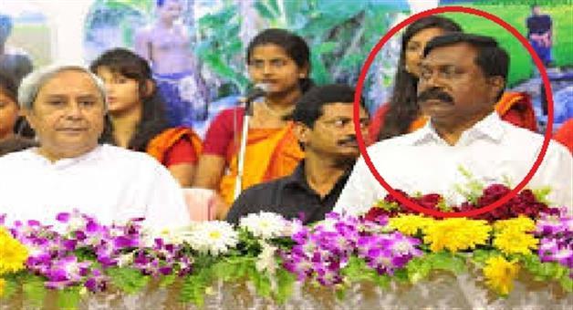 Khabar Odisha:Crime-Odisha-Anup-Sai-arrest-by-Chatishgarh-Police