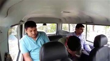 Khabar Odisha:Crime-Odisha-Delhi-Adarsh-Nagar-Police-arrests-a-youth-from-Raghunathpur-village-in-Balasore-for-allegedly-looting-gold--diamond-ornaments
