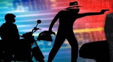 Khabar Odisha:Crime-Odisha-Miscreants-loot-Rs-6-lakh-at-gunpoint-from-an-employee-of-a-private-company-in-front-of-Municipal-Corporation-office