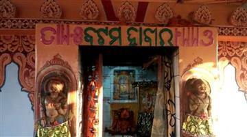 Khabar Odisha:Crime-Odisha-Theft-in-Batamahavir-Temple-puri