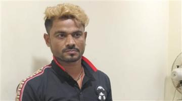 Khabar Odisha:Crime-Odisha-Two-days-after-his-suspension-Havildar-of-Bicharganj-Police-outpost-Ranjan-Sahu-arrested-by-STF-over-charges-of-link-with-drugs-smuggler-Sheikh-Raja