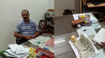 Khabar Odisha:Crime-Odisha-Vigilance-caught-Clerk-Police-ASI-for-corruption
