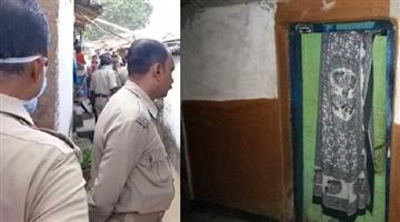 Khabar Odisha:Crime-State-Odisha-Police-recover-dead-body-of-a-woman-after-breaking-open-the-locked-house-in-presence-of-magistrate-at-Modipada