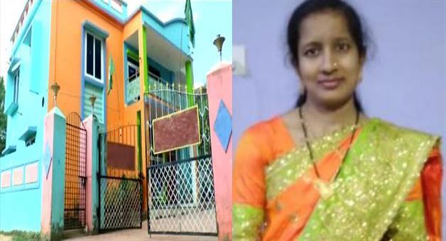 Khabar Odisha:Crime-State-VLW-Smitarani-dead-case-Sarapanchs-Husband-arrested