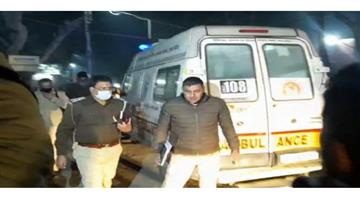 Khabar Odisha:Crime-UP-Saharanpur-central-joint-secretary-IAS-Luv-Aggarwal-brother-Ankur-Agarwal-suspicious-death