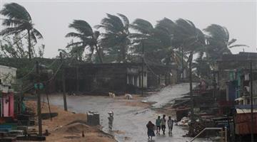 Khabar Odisha:Cyclone-nisarg-land-call