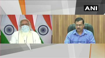 Khabar Odisha:DELHI-CHIEF-MINISTER-APEAL-PRIME-MINISTER-ABOUT-OXYGEN-CRYSIS
