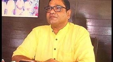 Khabar Odisha:Damas-New-Political-team-cant-affected-BJD---Debasish-Samant-Ray