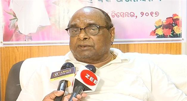 Khabar Odisha:Dama-Rout-Expelled-from-BJD-Byte-Of-Damodor