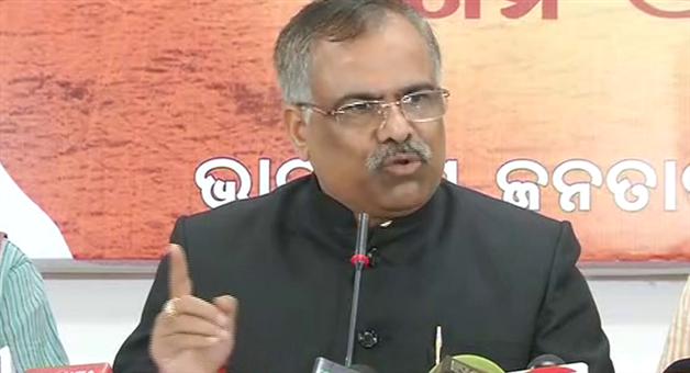 Khabar Odisha:Damador-Rout-allegation--Odisha-BJP-Want-CBI-Probe