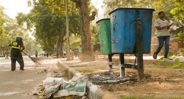 Khabar Odisha:Decrease-cleanness-status-in-odisha