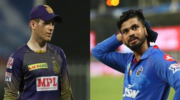 Khabar Odisha:Delhi-Capitals-and-Kolkata-Knight-Riders-will-face-off-in-the-IPL-2020-clash-today